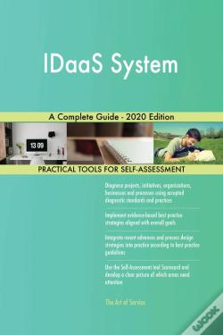 Wook.pt - Idaas System A Complete Guide - 2020 Edition