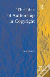 Idea Of Authorship In Copyright