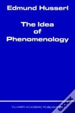 Idea Of Phenomenology