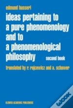 Ideas Pertaining To A Pure Phenomenology And To A Phenomenological Philosophystudies In The Phenomenology Of Constitution