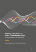 Identity-Trajectories Of Early Career Researchers