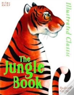 Wook.pt - Illustrated Classic: The Jungle Book