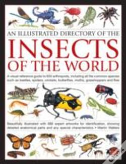 Wook.pt - Illustrated Directory Of Insects Of The World