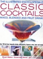 Illustrated Encyclopedia Of Classic Cocktails