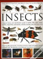 Illustrated World Encyclopaedia Of Insects