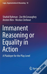 Immanent Reasoning Or Equality In Action