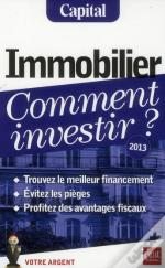 Immobilier Comment Investir 2013
