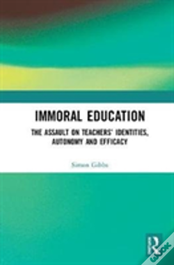 Wook.pt - Immoral Education