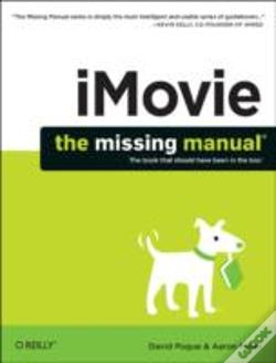 Wook.pt - Imovie : The Missing Manual