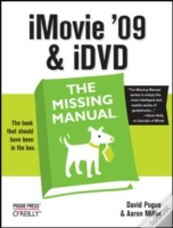 Wook.pt - Imovie '09 And Idvd: The Missing Manual