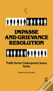 Impasse And Grievance Resolution