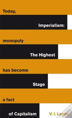 Wook.pt - Imperialism: The Highest Stage Of Capitalism