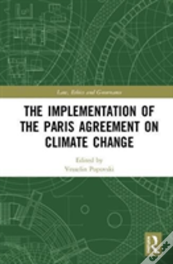 Wook.pt - Implementation Of The 2015 Paris Agreement On Climate Change