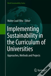 Implementing Sustainability In The Curr