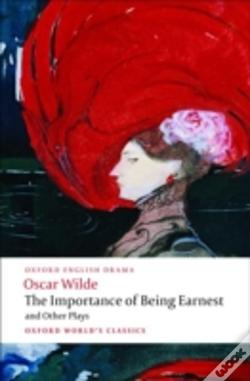 Wook.pt - Importance Of Being Earnest And Other Plays