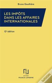 Impots Dans Les Affaires Internationales 19-20