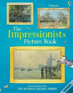 Wook.pt - Impressionists Picture Book