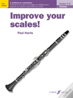 Wook.pt - Improve Your Scales Clarinet Grades 45