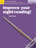 Improve Your Sight Reading Flute Gr 4-5