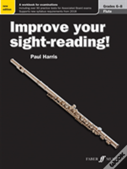 Wook.pt - Improve Your Sight Reading Flute Gr 6-8