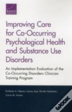Improving Care For Co Occurrinpb