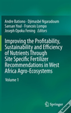 Wook.pt - Improving The Profitability, Sustainability And Efficiency Of Nutrients Through Site Specific Fertilizers Recommendation In West Africa Agro-Ecosystems