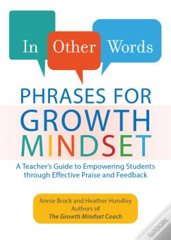 Wook.pt - In Other Words: Phrases For Growth Mindset