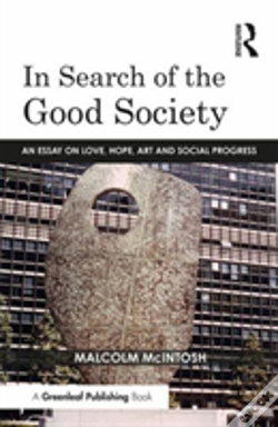 Wook.pt - In Search Of The Good Society