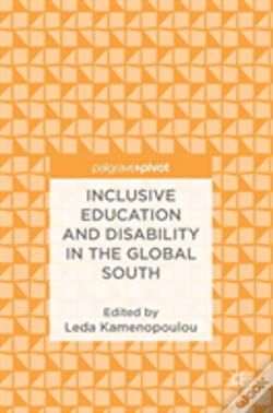 Wook.pt - Inclusive Education And Disability In The Global South