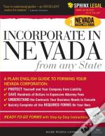 Incorporate In Nevada From Any State
