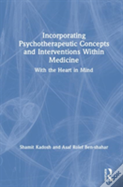 Wook.pt - Incorporating Psychotherapeutic Concepts And Interventions Within Medicine