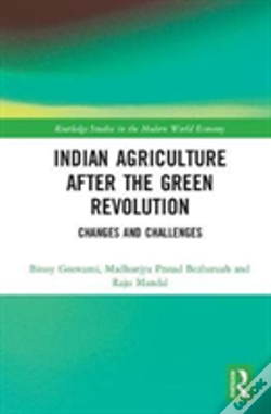 Wook.pt - Indian Agriculture After The Green Revolution