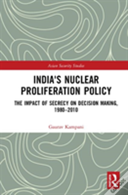 Wook.pt - India'S Nuclear Proliferation Policy
