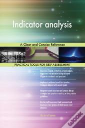Indicator Analysis A Clear And Concise Reference