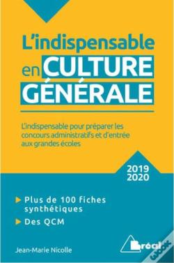 Wook.pt - Indispensable En Culture Generale (L')