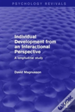 Individual Development From An Interactional Perspective