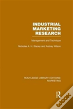 Industrial Marketing Research Rle