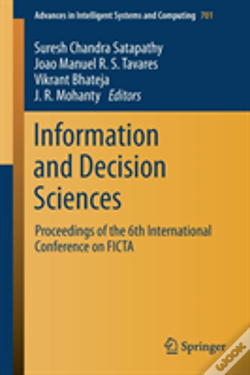Wook.pt - Information And Decision Sciences