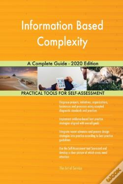Wook.pt - Information Based Complexity A Complete Guide - 2020 Edition