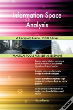 Wook.pt - Information Space Analysis A Complete Guide - 2020 Edition