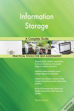 Wook.pt - Information Storage A Complete Guide