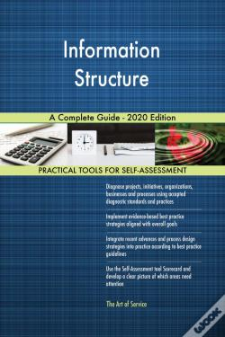 Wook.pt - Information Structure A Complete Guide - 2020 Edition