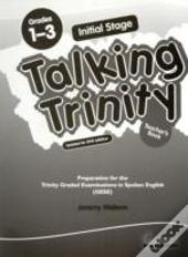 Initial Stage: Preparation For The Trinity Examinations