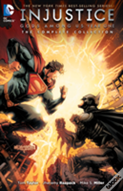 Wook.pt - Injustice Gods Among Us Year One The Complete Collection Tp