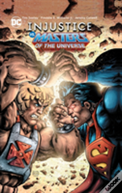 Wook.pt - Injustice Vs. Masters Of The Universe