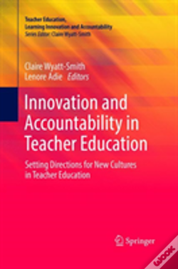 Wook.pt - Innovation And Accountability In Teacher Education