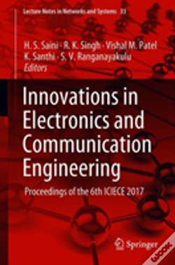 Wook.pt - Innovations In Electronics And Communication Engineering