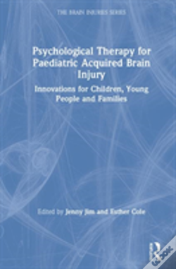 Wook.pt - Innovations In Psychological Therapy For Paediatric Acquired Brain Injury