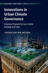 Innovations In Urban Climate Governance