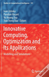 Innovative Computing, Optimization And Its Applications